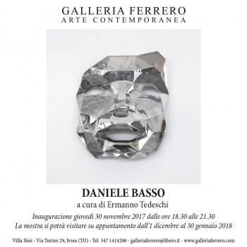 Mostra di Daniele Basso - Inaugurazione