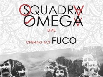 SQUADRA OMEGA  Live