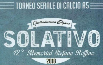 "Torneo ""Solativo"""
