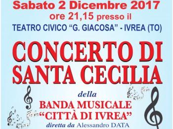 Concerto Banda Citta' di Ivrea
