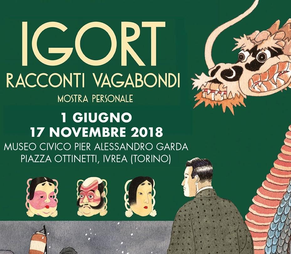 Igort - Racconti vagabondi