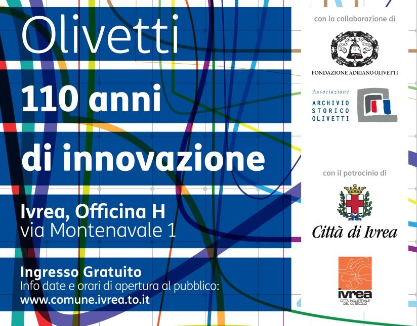Olivetti, 110 anni di innovazione