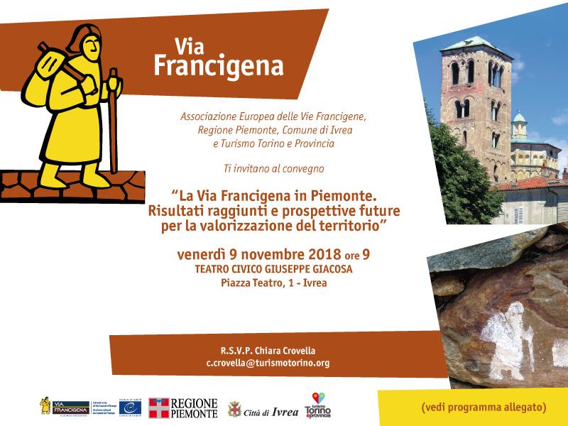 Convegno La Via Francigena