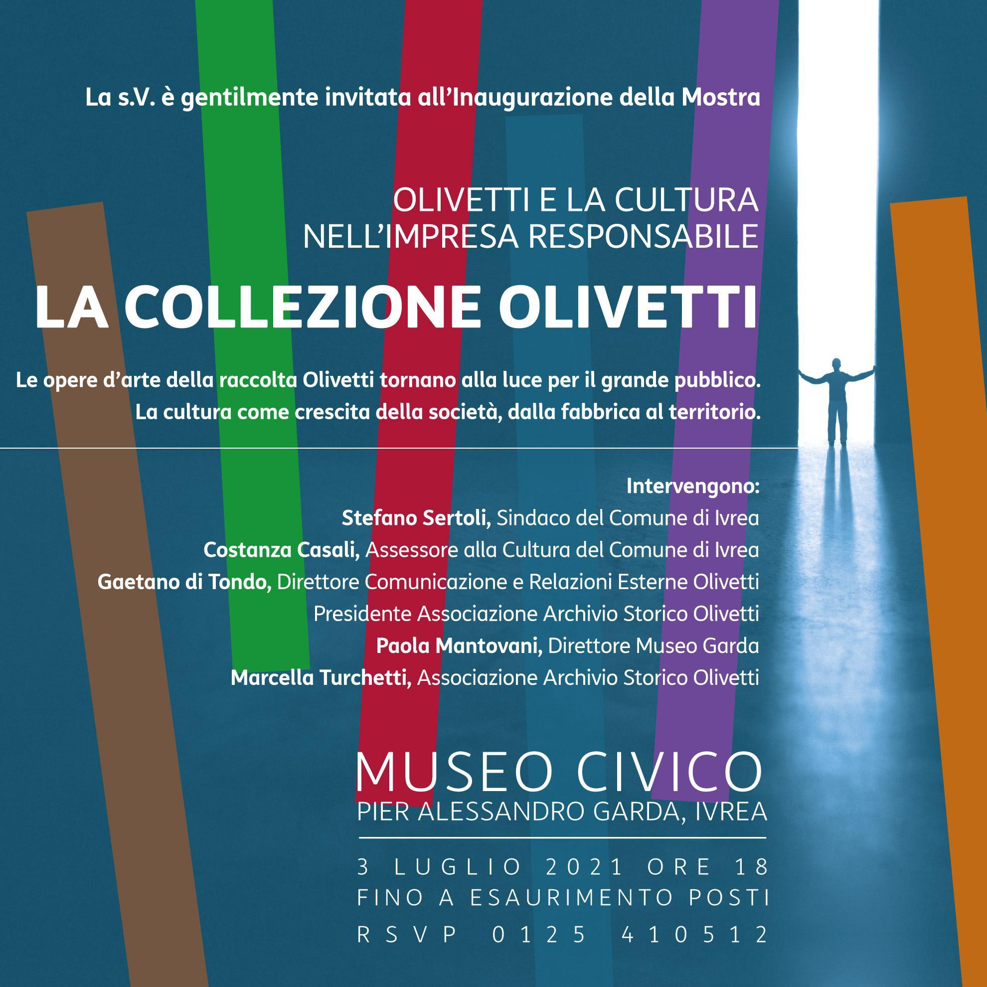 Mostra La collezione Olivetti