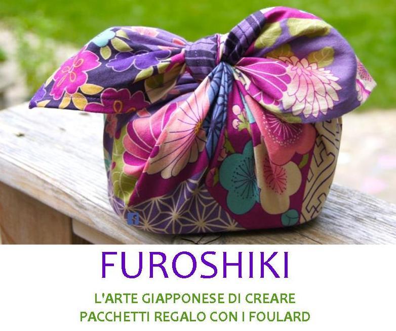 L'arte dei Furoshiki al Garda
